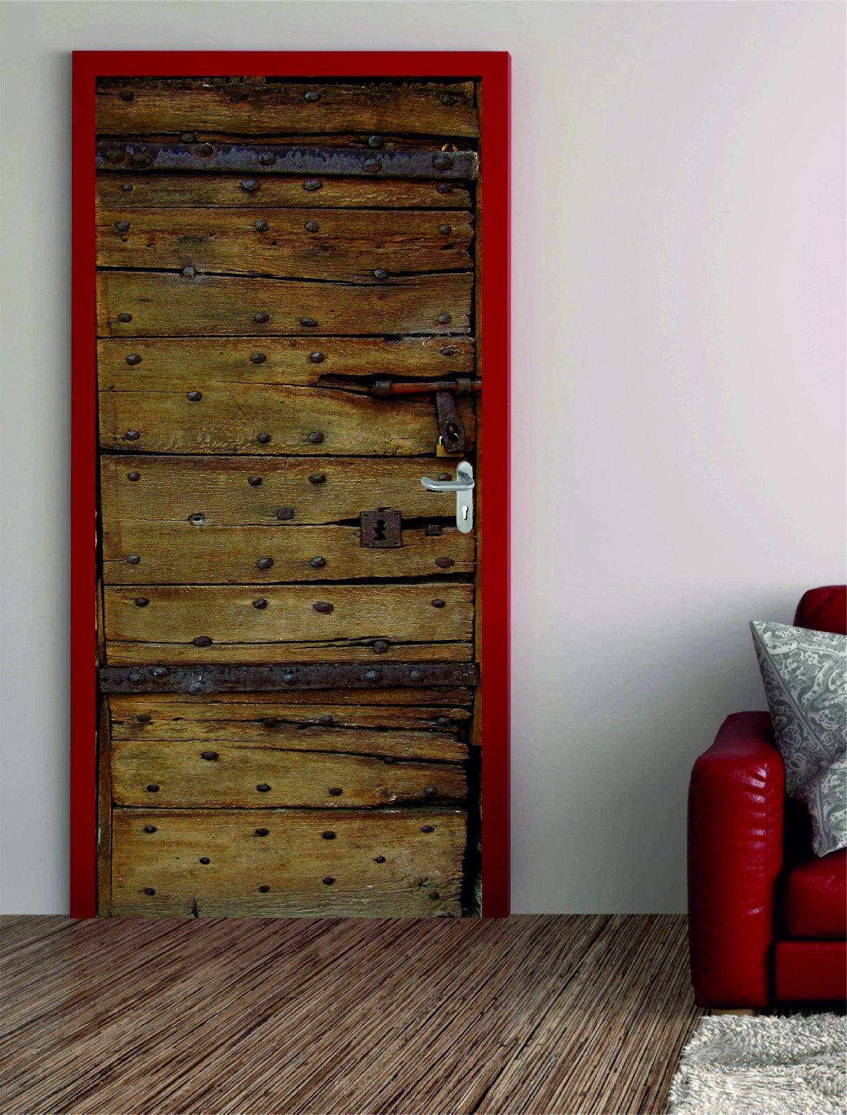 alte holzt ren swalif. Black Bedroom Furniture Sets. Home Design Ideas